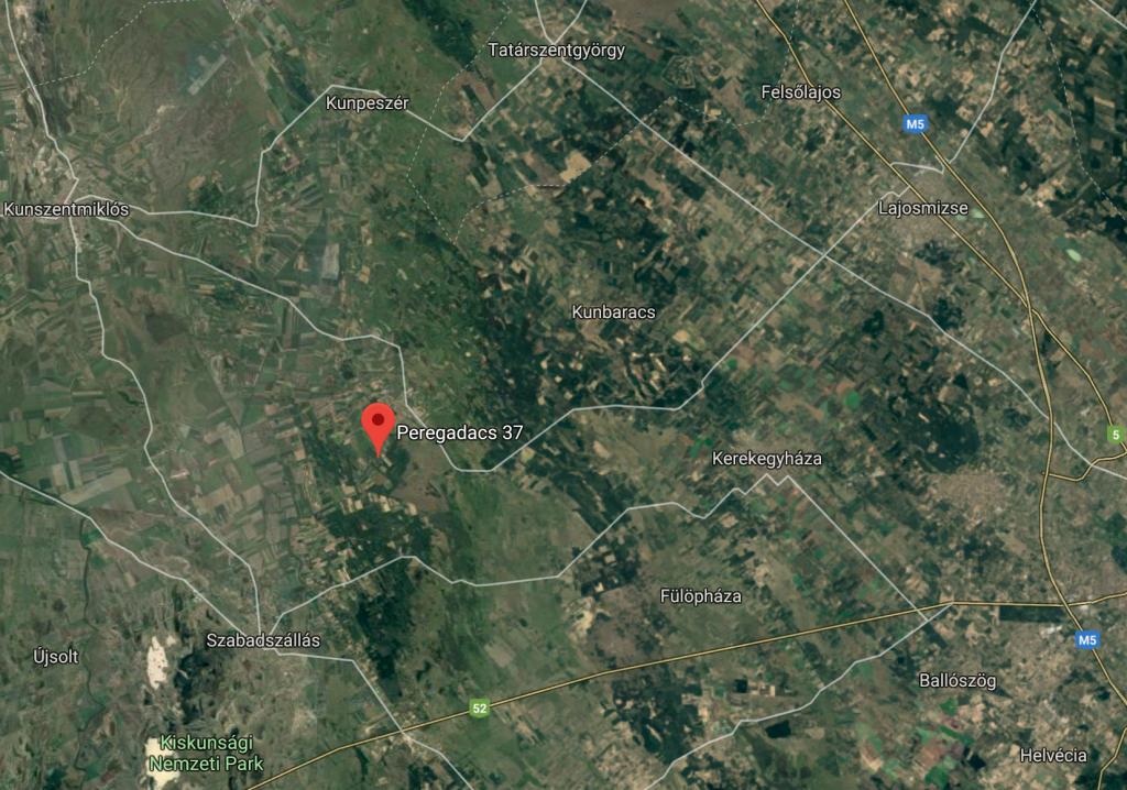 Happy Hungary Senior Living - locatie